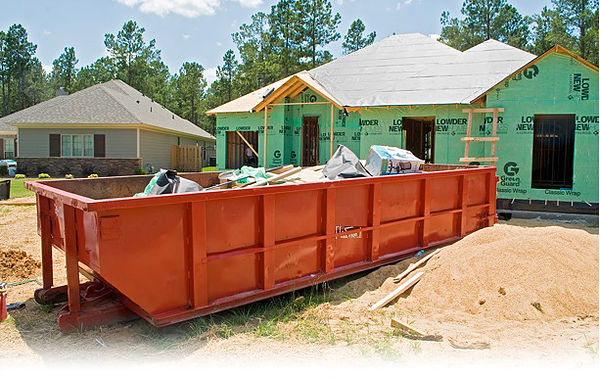 Cheap Dumpster Rental in Mustang
