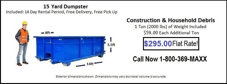 15-Yard-Phoenix-Dumpster-Rental-Dumpstermaxx