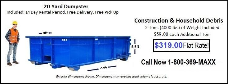 20 -Yard-Phoenix-Dumpster-Rental-Dumpstermaxx